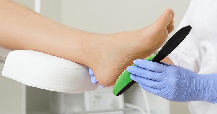 Articoli per la cura del piede a napoli